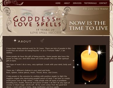 GoddessOfLoveSpells