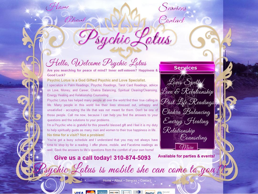 Psychic-Lotus