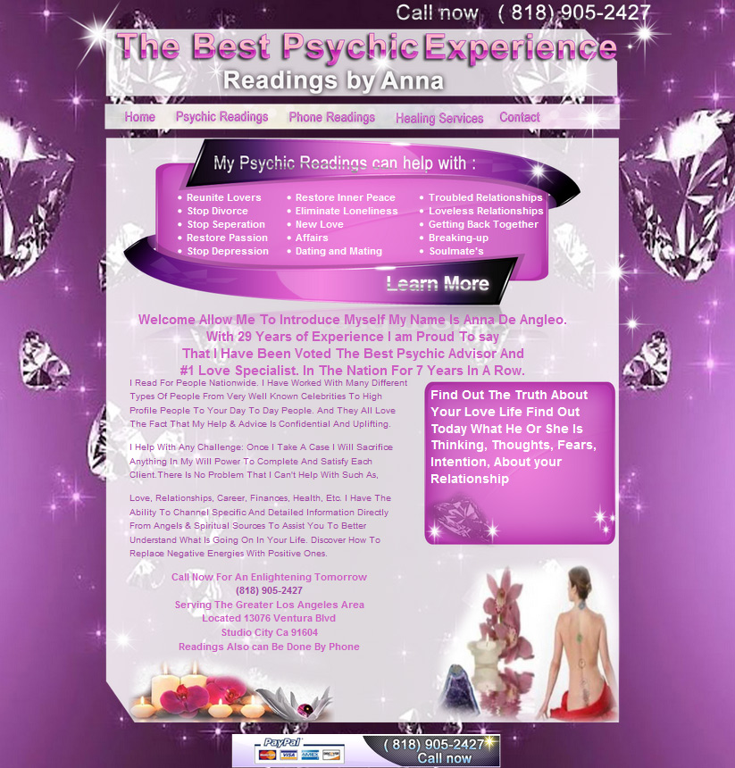 ThebestPsychicExperience