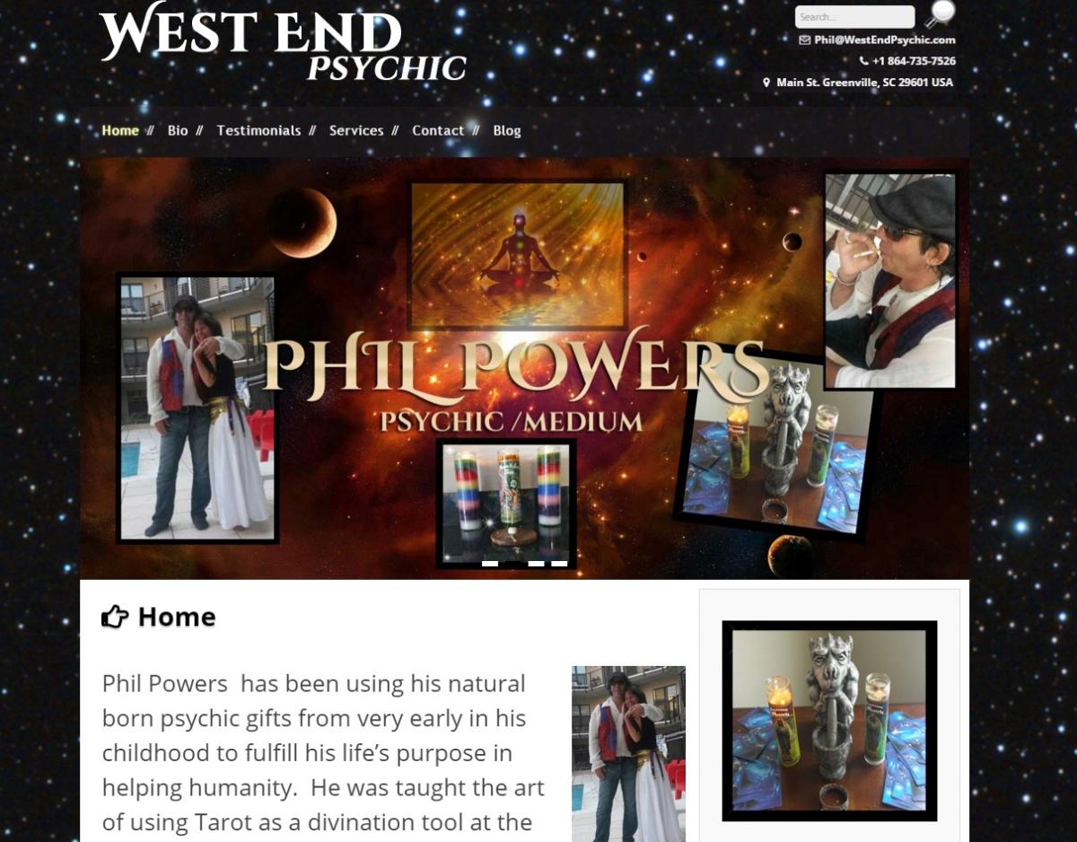 WestEndpsychic