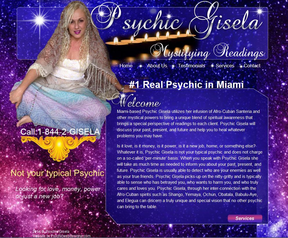 psychicGisela