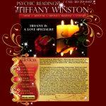 Psychic Readings by Tiffany Winston