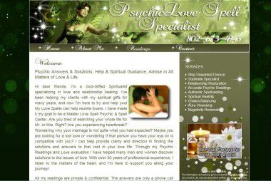 Psychic Love Spell Specialist